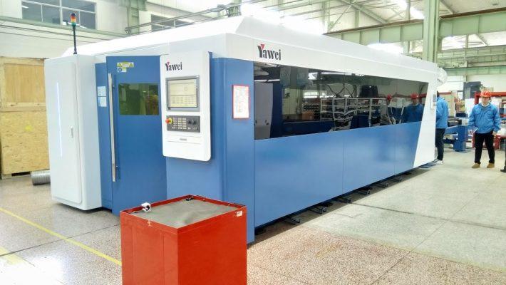 Fiber laser cắt đồng và đồng thau
